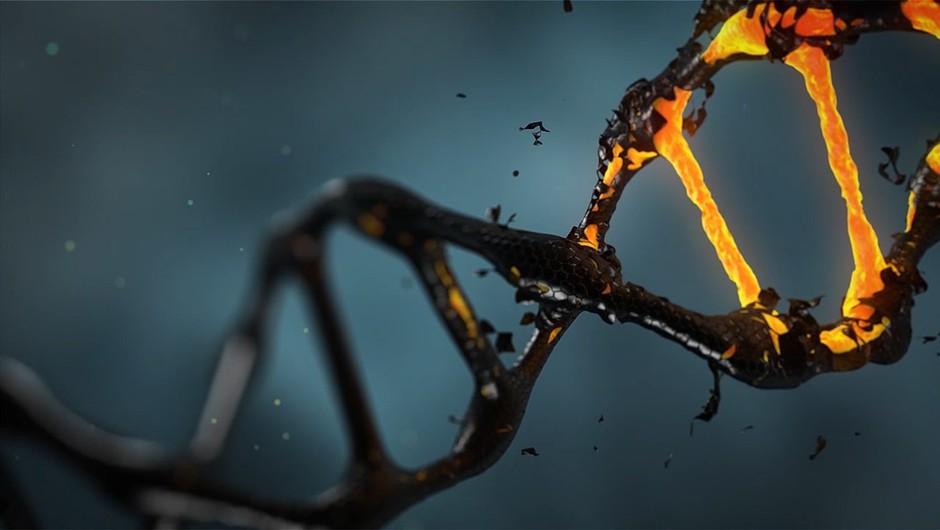 DNK lahko spreminjamo z besedami in frekvencami (foto: pixabay)