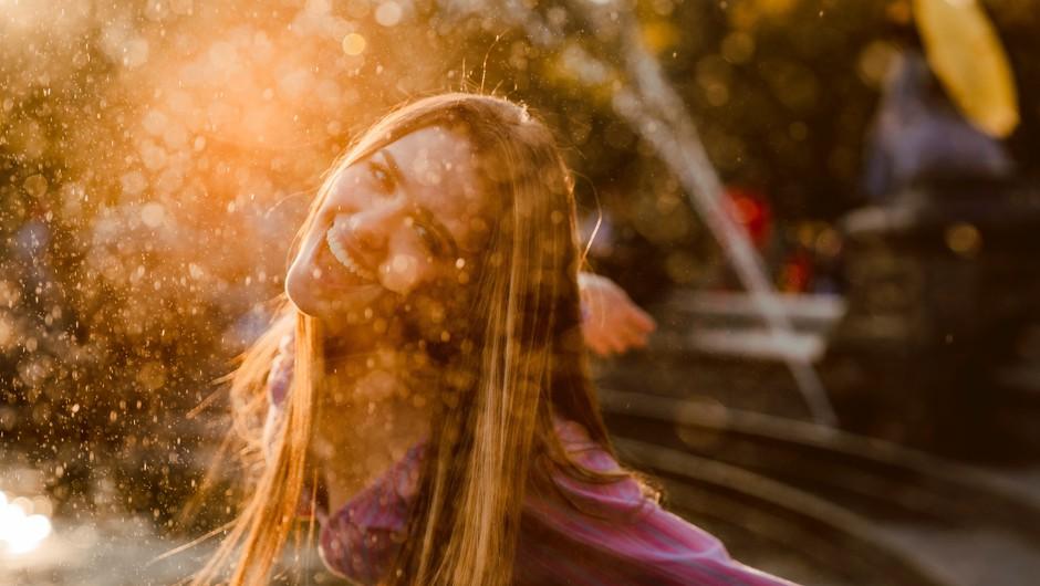 Tisto, kar zares šteje, je energija, ki jo oddajate (foto: unsplash)