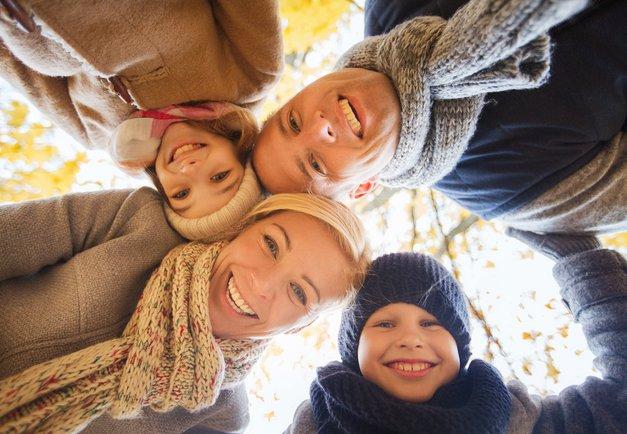 Trije rituali, ki bodo še močneje povezali vašo družino (foto: FOTO: Shutterstock)